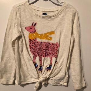 Old navy long sleeve top 4T